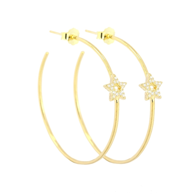 Earrings PE278 D