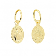Earrings APE749 COM