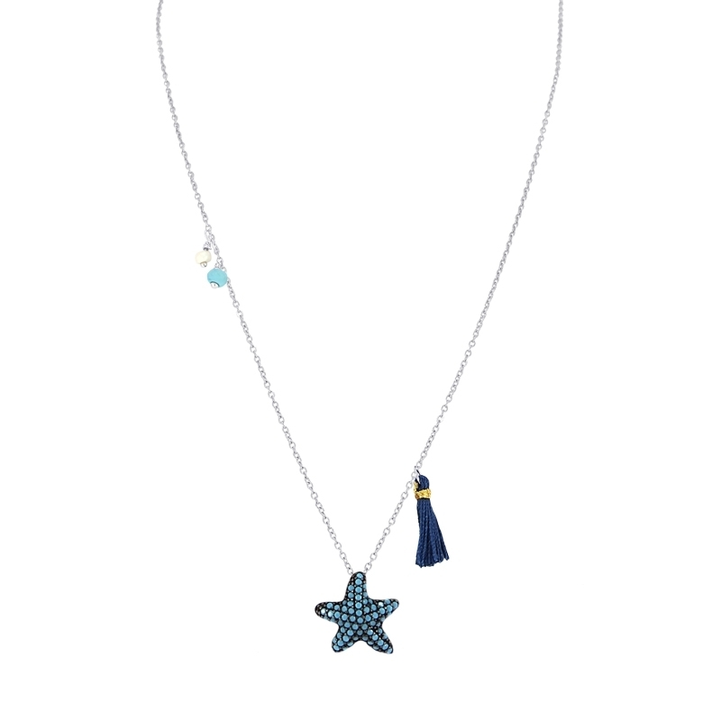 - Starfish necklace - CO144 AT