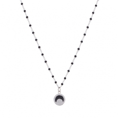 Moon necklace CO153