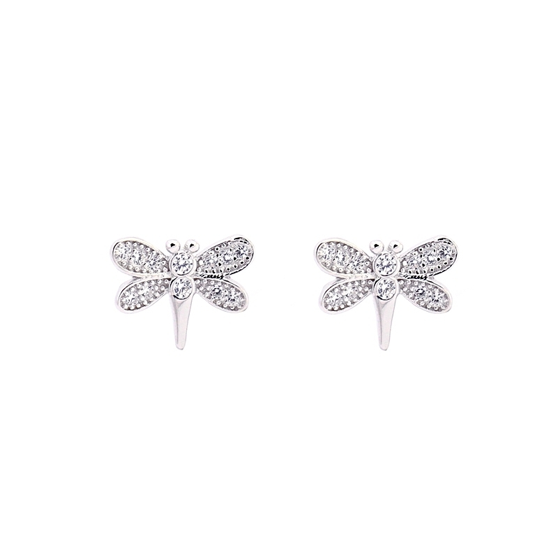 Dragonfly earrings  PE359